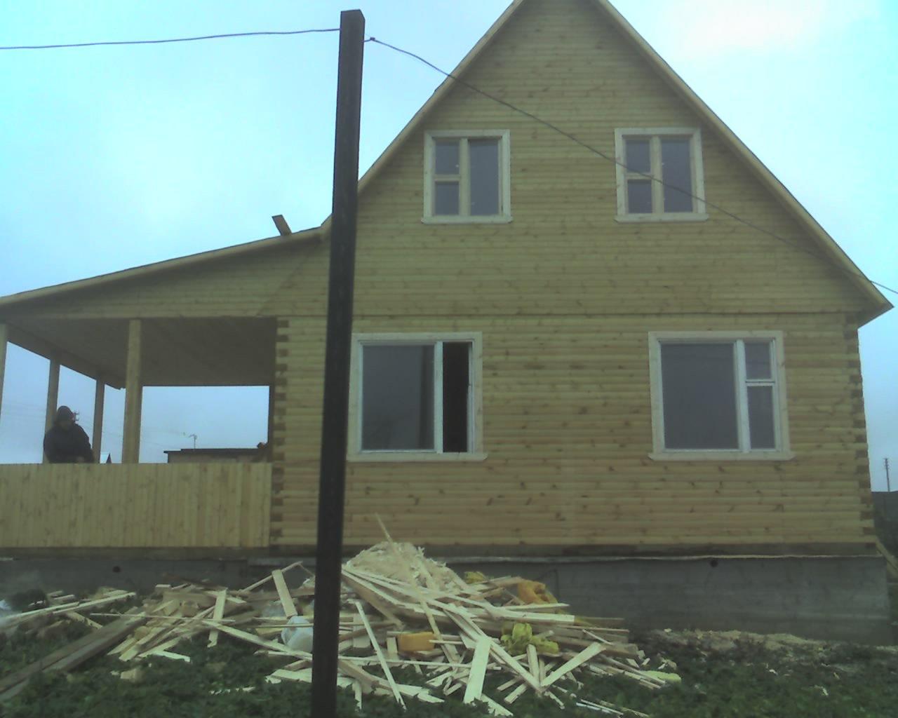 посоветуйте строительную фирму для постройки дома